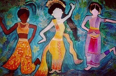 3 Dansers